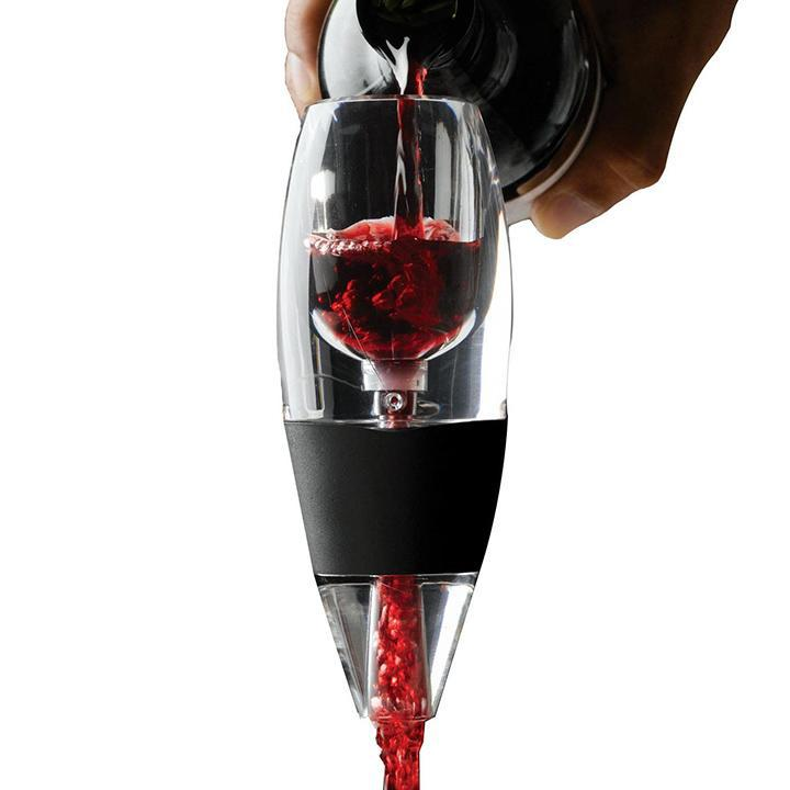 Magic Decanter Red Wine Aerator & Stand - 2 Pack-Daily Steals