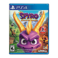Daily Steals-Spyro Reignited Trilogy - PlayStation 4-VR and Video Games-