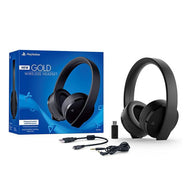 Sony Interactive Entertainment Gold Wls Headset - PlayStation 4-Daily Steals