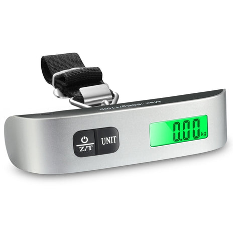 Daily Steals-Digital Display Luggage Scale for Travel - Weighs up to 110lb/50kg-Travel-