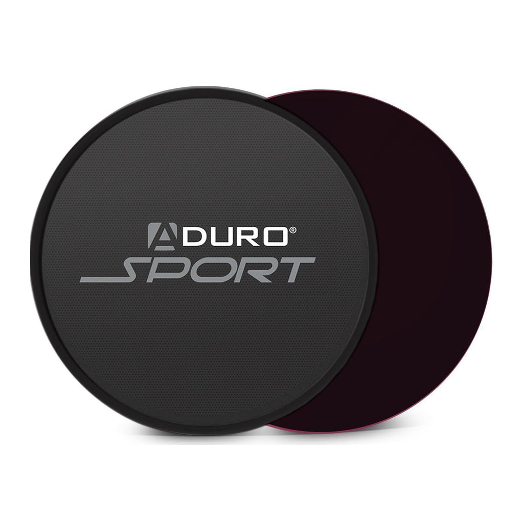 Aduro Exercise Sliders - 2 Pack-Daily Steals