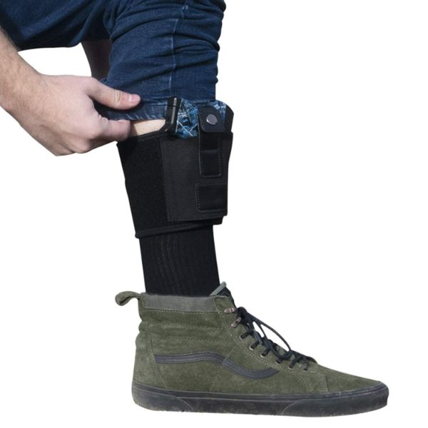 Teknon Concealed Carry Handgun Ankle Holster-Daily Steals