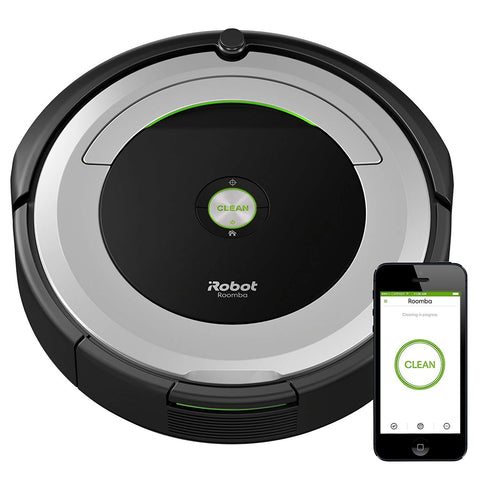 update alt-text with template Daily Steals-iRobot Roomba 690 Wi-Fi Connected Vacuuming Robot-Home and Office Essentials-