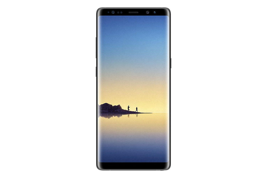 Smartphone Samsung Galaxy Note 8 64 Go 4G LTE (Verizon et GSM déverrouillés) - Midnight Black-Daily Steals