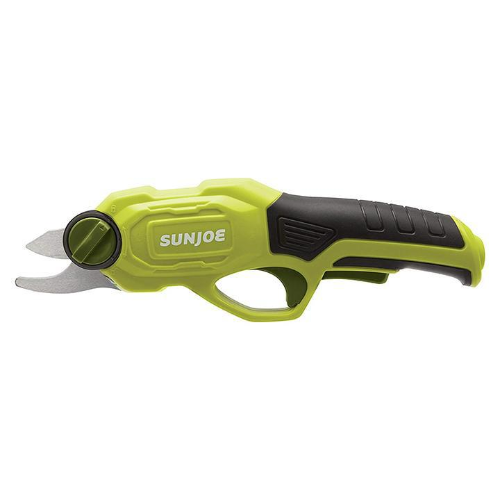 Sun Joe 3.6-Volt Cordless Pruner-Green-Daily Steals