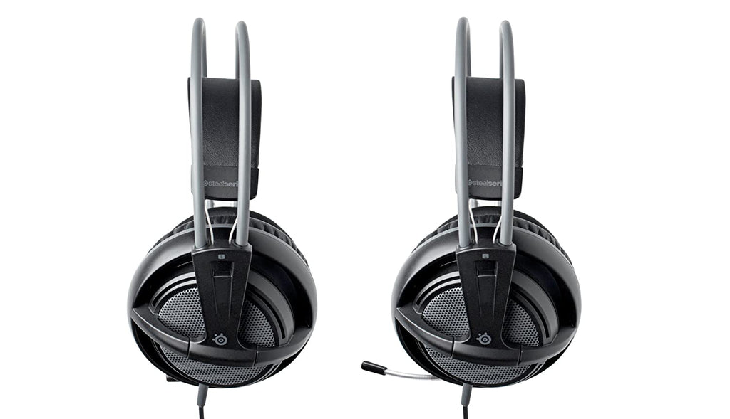 SteelSeries Siberia v2 Cross-Platform Headset for Xbox 360, PS3, PC, and Mac