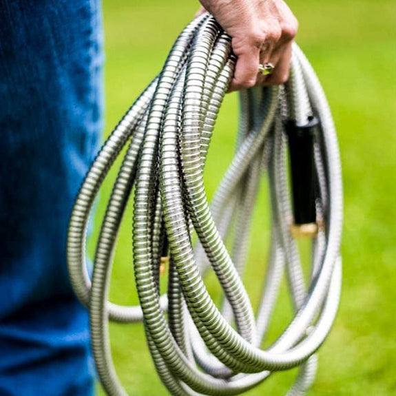 Bob Vila 25' Metal Hose-Daily Steals