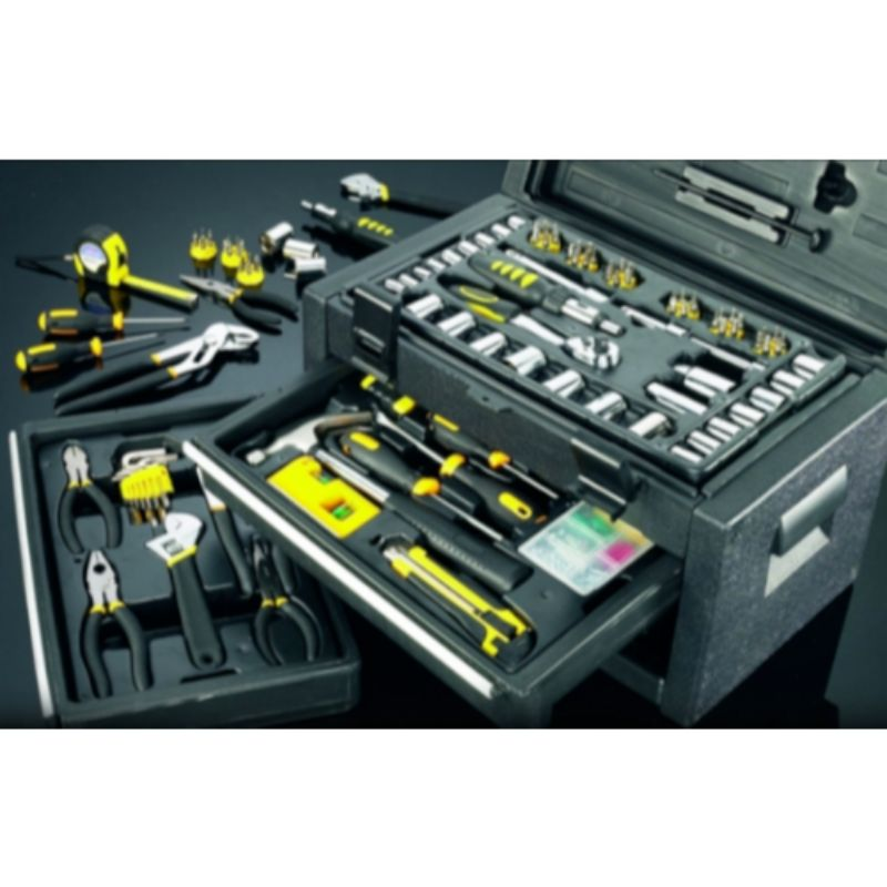 Steelcraft Complete 90-pc Multipurpose Home Tool Collection-Daily Steals