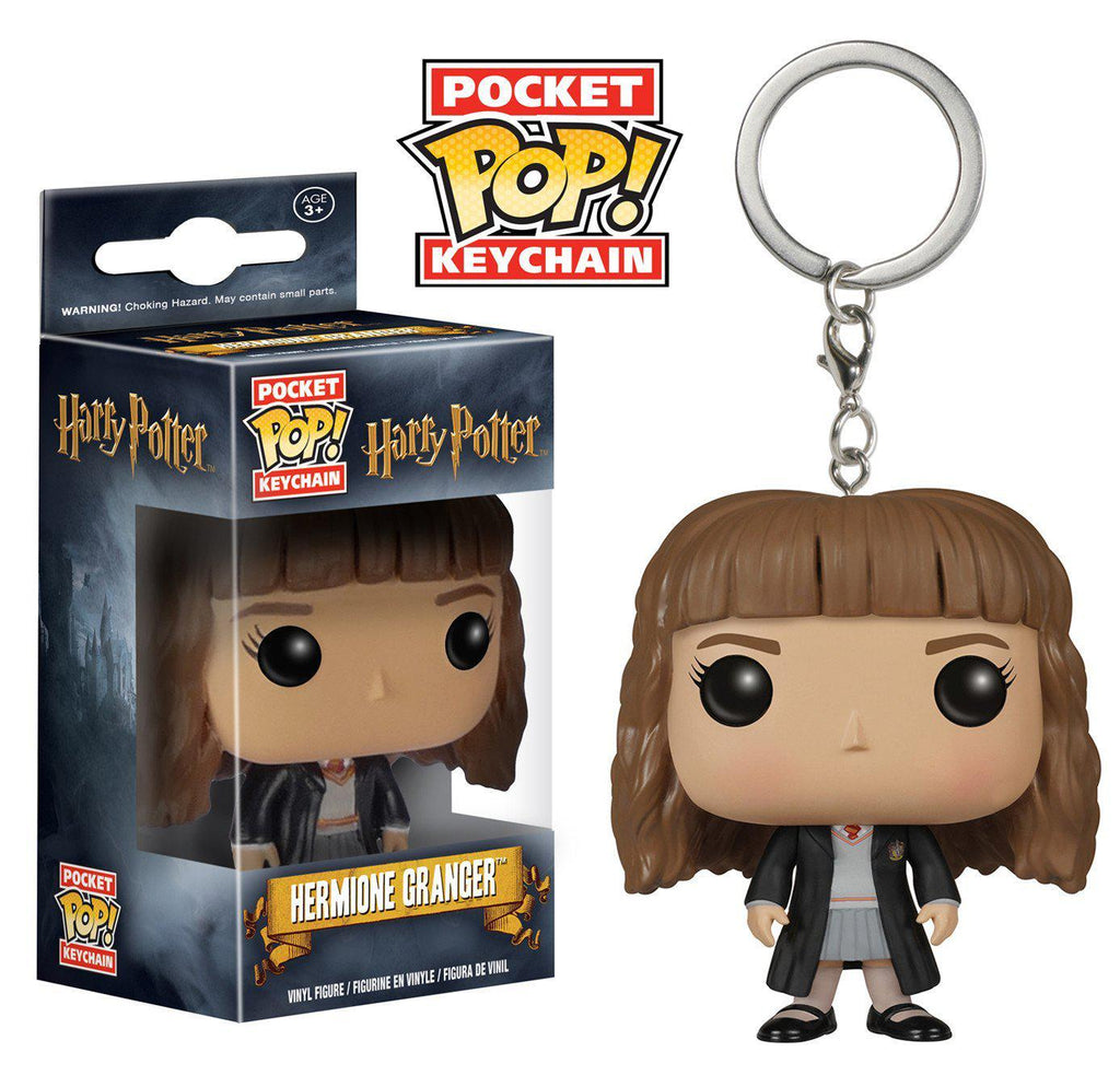 Funko POP Keychain - Various Models-Hermione-Daily Steals