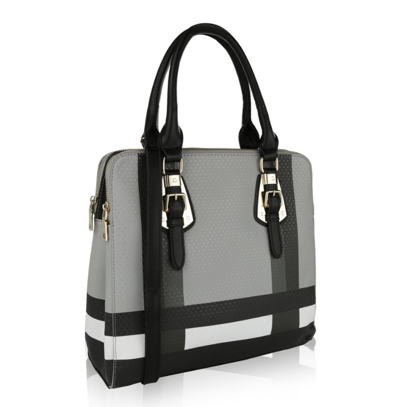 MKF Collection Beverly Tote Bag-Black-Daily Steals