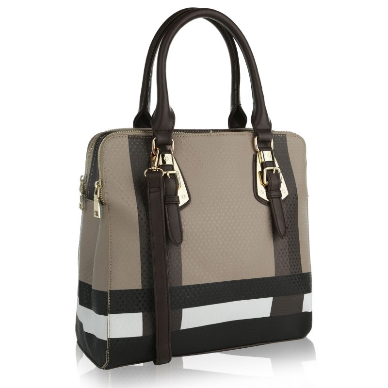 MKF Collection Beverly Tote Bag-Brown-Daily Steals