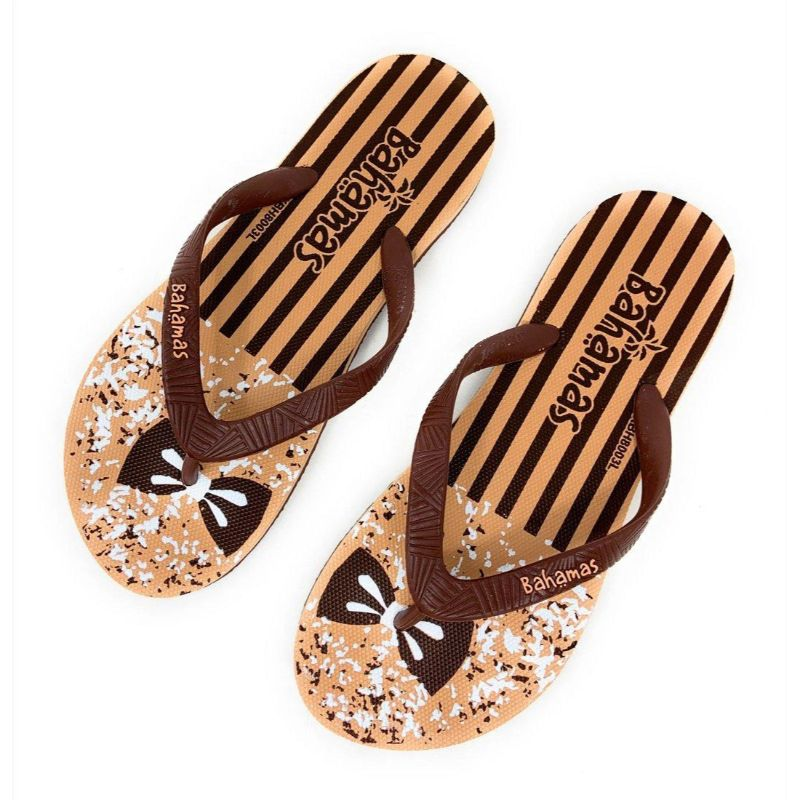 Women's Bahamas Bow - Flip Flop Sandals-6-Daily Steals