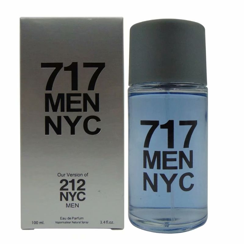 Compared to CAROLINA HERRERA 212 NYC MEN for Men, Eau de Toilette - 3.4 Fl Oz-Daily Steals