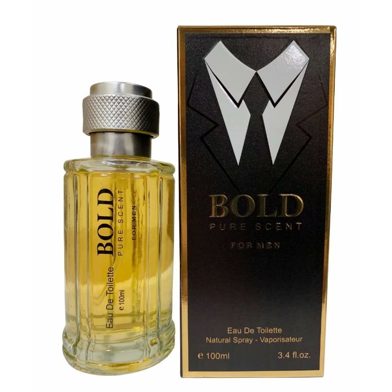 Alternative to THE SCENT by HUGO BOSS, Eau de Parfum Spray for Men - 3.4 Fl Oz-Daily Steals