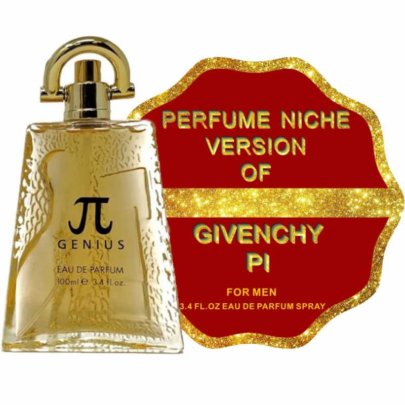 Alternative to GIVENCHY PI, Eau De Toilette Spray for Men - 3.4 Fl.Oz-Daily Steals