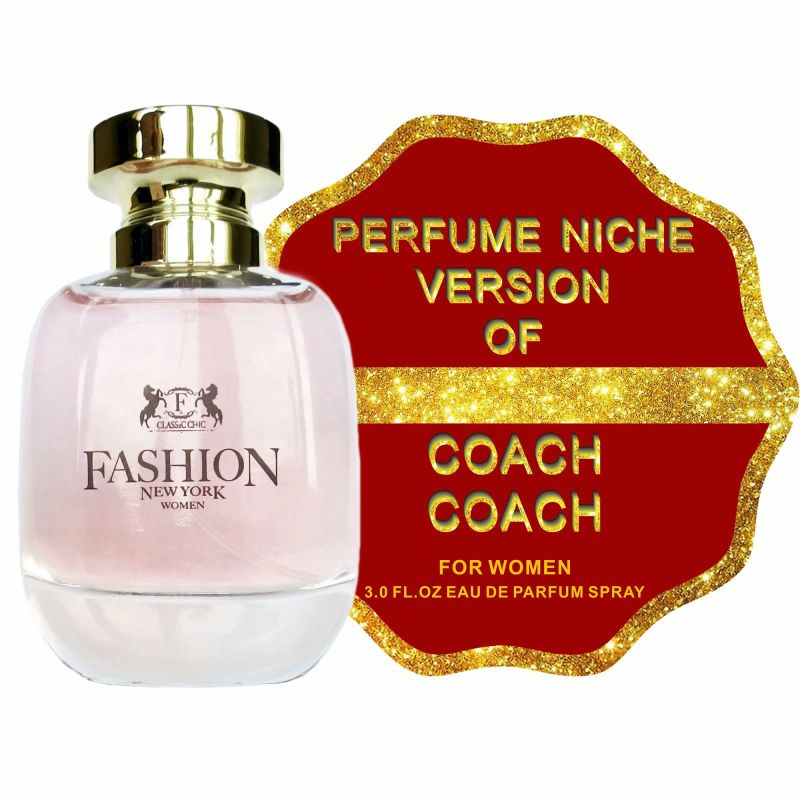 Alternativa a la FIRMA COACH , Eau De Parfum Spray para Mujeres - 3.4 Fl.Oz-Daily Steals