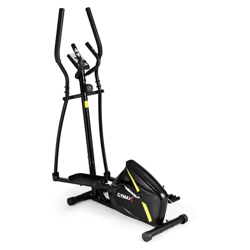 Magnetic Elliptical Machine Trainer for Home Gym Exercise-Daily Steals