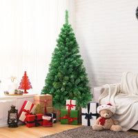 Artificial Christmas Tree Pine Tree with Solid Metal Legs