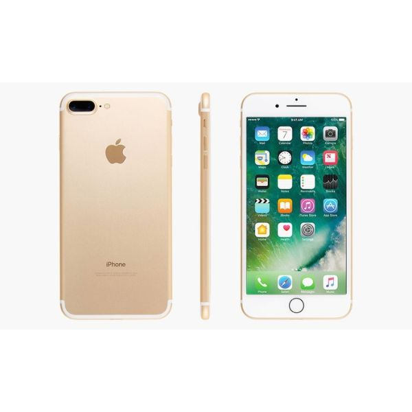 Daily Steals-iPhone 7 Plus/8/8 Plus/X (GSM Unlocked) with MFi-Certified Lightning Cable-Cellphones-iPhone 7 Plus - 128GB - Gold-