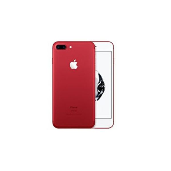 Daily Steals-iPhone 7 Plus/8/8 Plus/X (GSM Unlocked) with MFi-Certified Lightning Cable-Cellphones-iPhone 7 Plus - 128GB - Red-