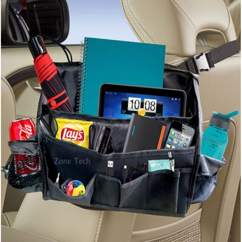 7 Pocket Headrest Swinging Organizer-Daily Steals