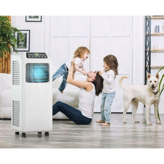 8,000 BTU Portable Air Conditioner-