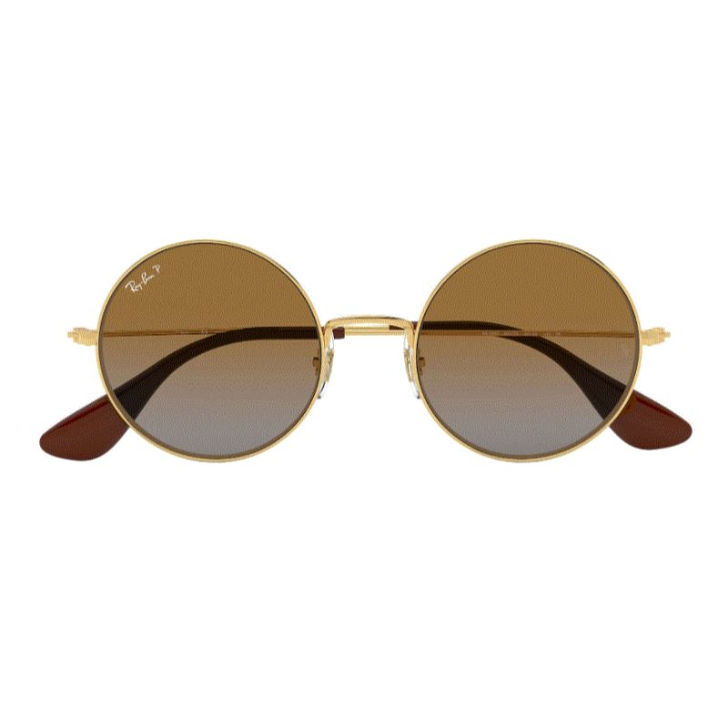 Ray-Ban Women's RB3592-90137150 Ja-Jo 50mm Rubber Gold Sunglasses-Daily Steals