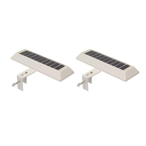 NITEBRITE Solar Gutter or Fence Lights - 2, 4, or 10 Pack-2 Pack-Daily Steals