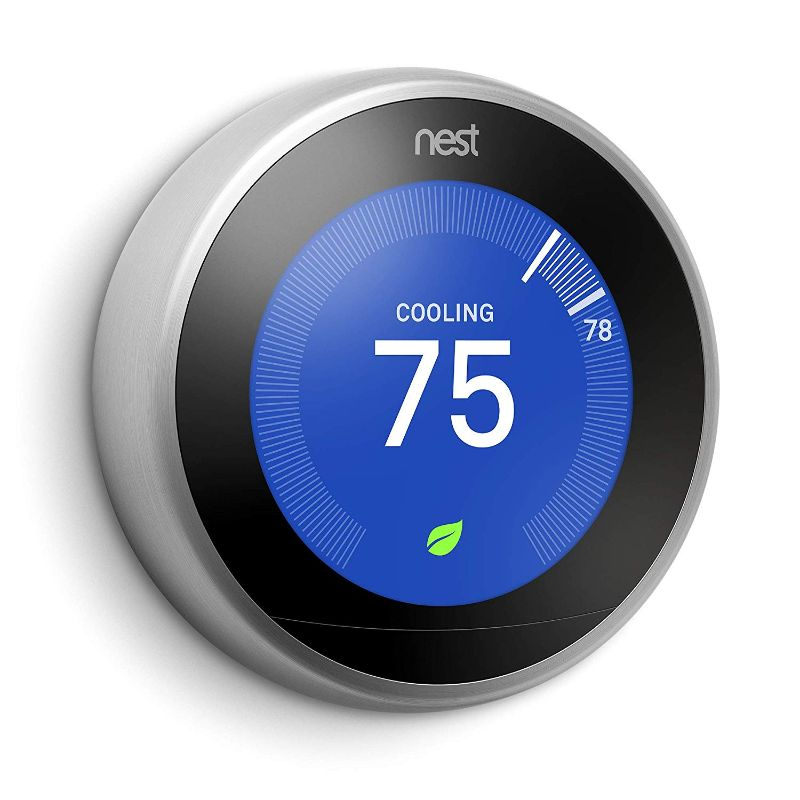 Google Nest Learning Thermostat - 3rd Generation-Daily Steals
