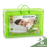 Shredded Memory Foam, Bamboo Pillow Set - 2 Pack-Daily Steals
