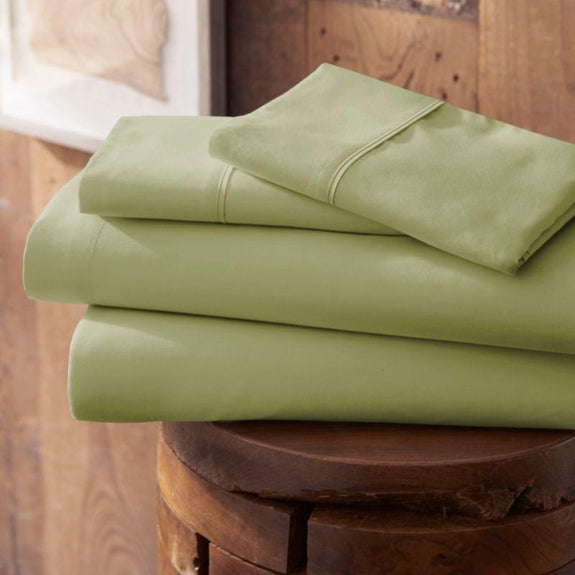 Premium Collection Ultra-Soft Sheet Set (3- or 4-Piece)-Daily Steals