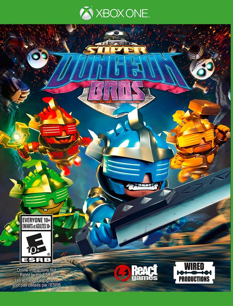 Super Dungeon Bros - Xbox One-Daily Steals