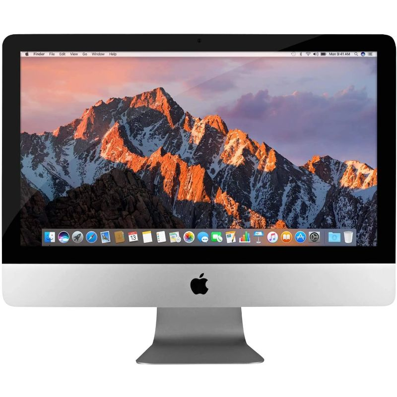 Apple iMac 21.5in 2.7GHz Core i5 All In One Desktop, Mac OS X Mountain Lion