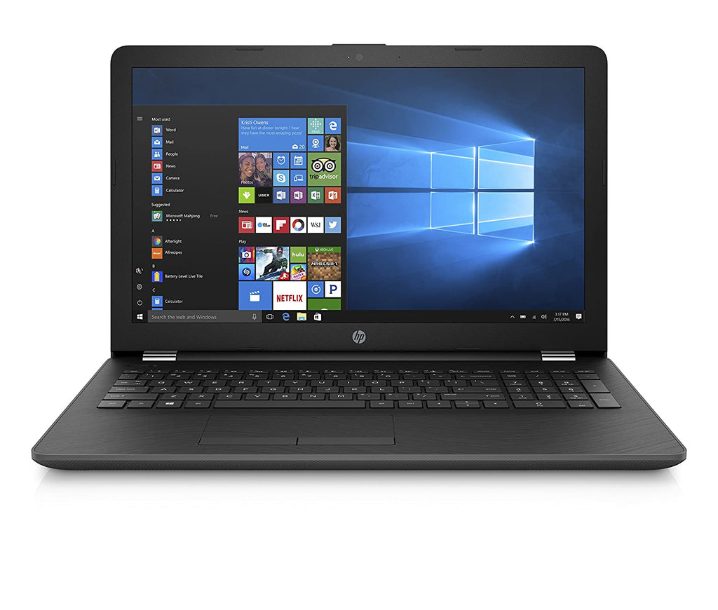 HP 15-tommer bærbar computer, AMD Quad-Core A12-9720P, 8 GB RAM, 1 TB harddisk, Windows 10-daglige stjæler