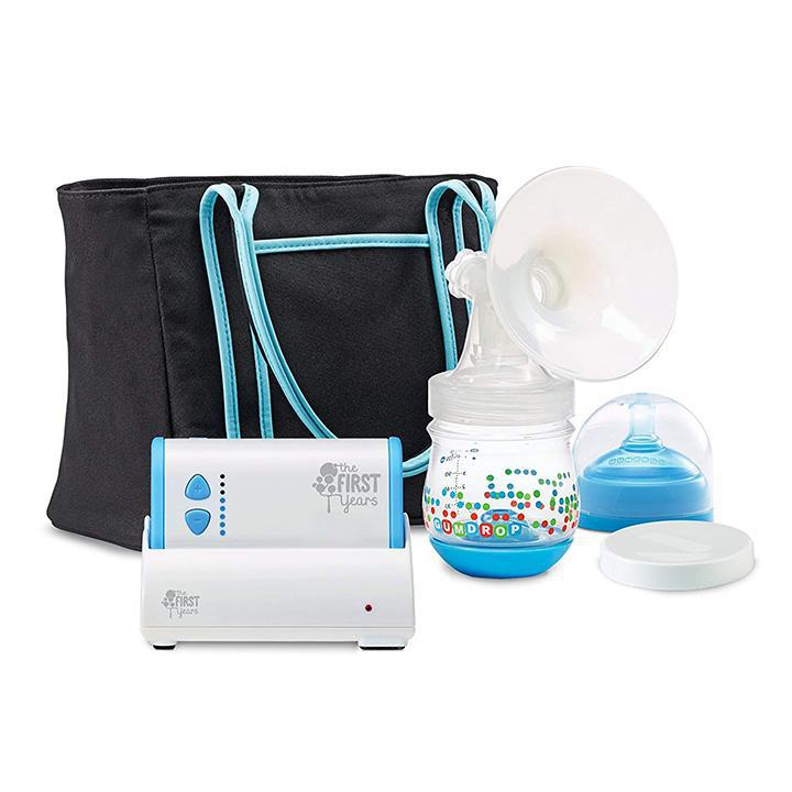 Daily Steals-Sole Expressions Single Electric Breast Pump-Toddlers and Babies-