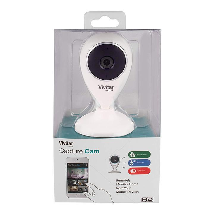 Vivitar Smart Home Capture Cam-Daily Steals