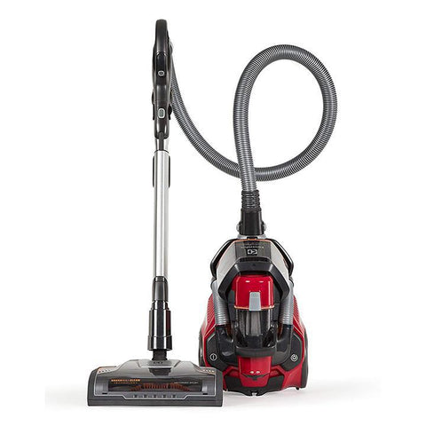 update alt-text with template Daily Steals-Electrolux Corded Ultra Flex Canister Vacuum - Watermelon Red-Home and Office Essentials-