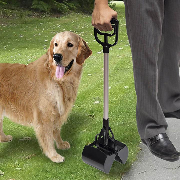 Paws & Pals Pet Pooper Scooper-Daily Steals