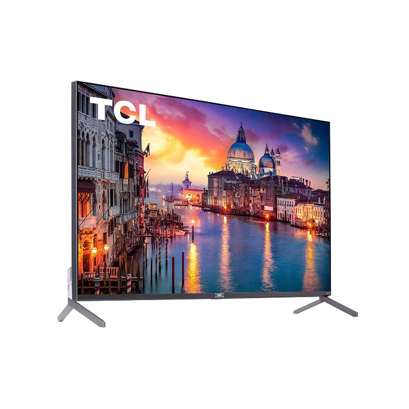 TCL Class 6-Series 4K UHD QLED Dolby Vision HDR Roku Smart TV-Daily Steals