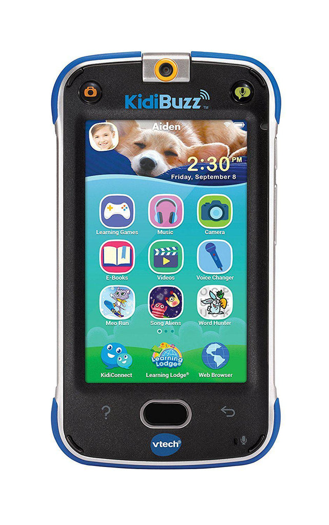 VTech KidiBuzz - Blue-Daily Steals