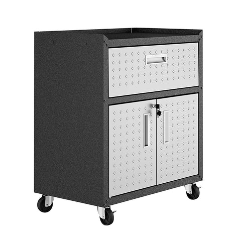 Daily Steals-Mobile Garage Storage Cart-Home and Office Essentials-