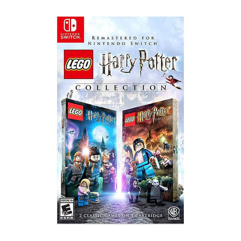 update alt-text with template Daily Steals-LEGO Harry Potter: Collection - Nintendo Switch-VR and Video Games-