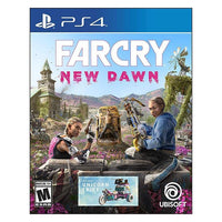 update alt-text with template Daily Steals-Far Cry New Dawn - PlayStation 4 Standard Edition-VR and Video Games-