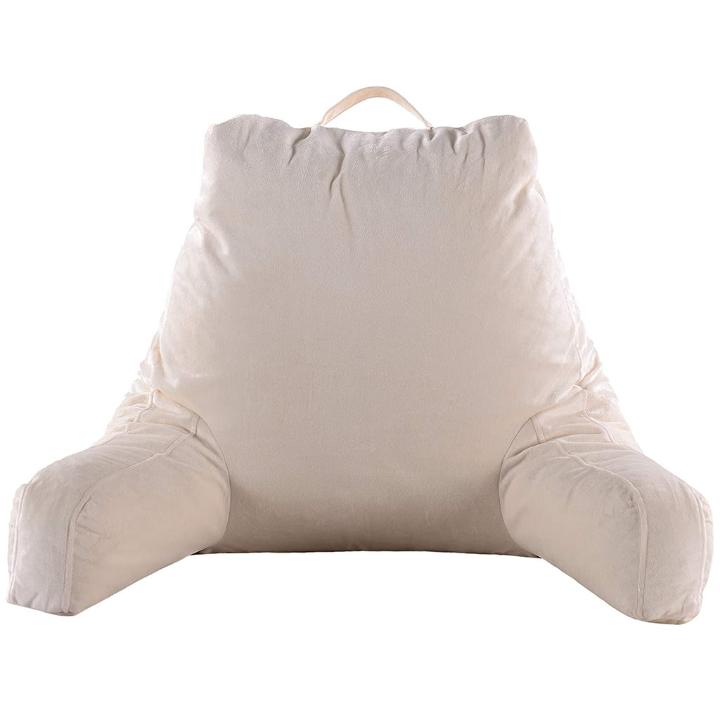 Reading and TV Pillow with Removable Microplush Washable Cover-Daily Steals
