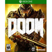 Daily Steals-DOOM - Xbox One-VR and Video Games-