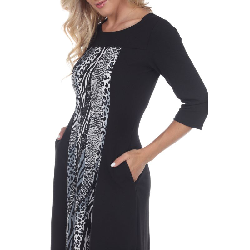 Women's Constance Midi Dress by Whitemark-Daily Steals