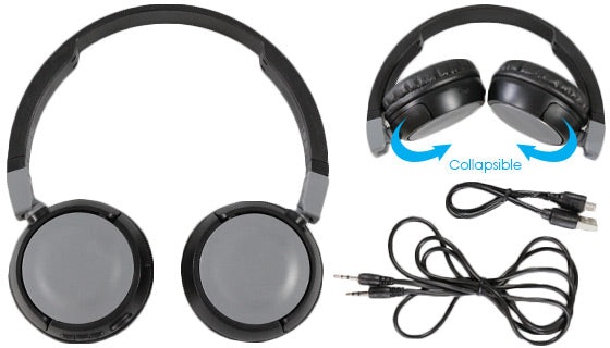 Bluetooth H3 Foldable Headphones-Daily Steals