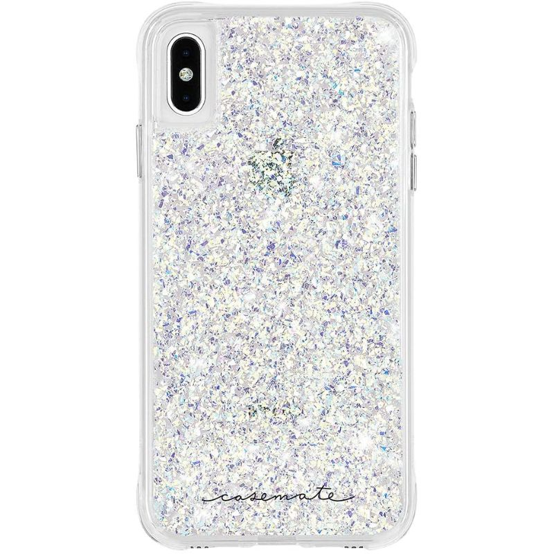 Case Mate Protective Case for the Apple iPhone Xs Max - Twinkle Stardust, CM037832