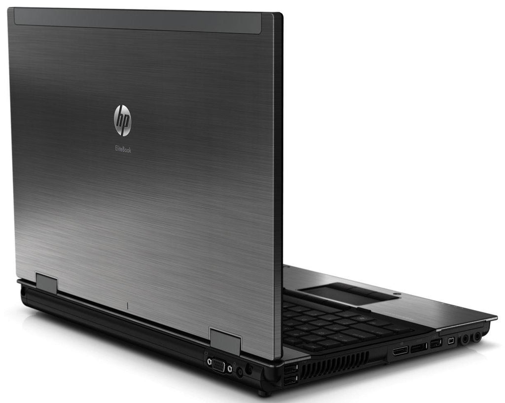 HP 8540W Laptop with Intel Core i7,1.87GHz Processor, 8GB Memory, 250GB Hard Drive, DVD-RW, Windows 10 Home and New Batt-Daily Steals
