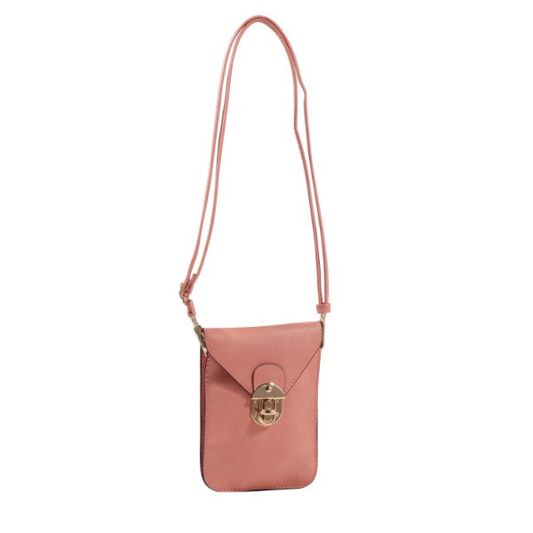 MKF Collection Havana Cell Phone Bag - 14 Styles-Salmon Rose-Daily Steals